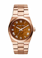 NEW Michael Kors MK5895 Channing Women´s Rose Gold Tone Stainless Steel Watch