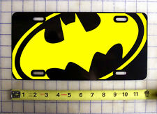 BATMAN CUSTOM LICENSE PLATE / AUTO CAR TAG