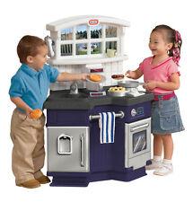 Cucina Giocattolo Bambini per due con suoni forno frigo e tanti accessori regalo