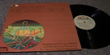 """The Copper Plated Integrated Circuit """"Plugged in Pop"""" MOOG SYNTHESIZER LP"""