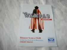 LES WAMPAS - FLYER ROCK'N'ROLL PART 9 !!!!!!!!