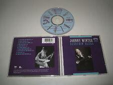 JOHNNY WINTER (HIVER)/SCORCHIN' BLUES(EPIC/ZK 52466)CD ALBUM