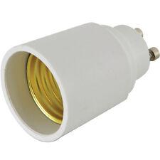 Light Bulb Adapter – GU10 Bayonet Male to E27 Edison Socket-Converter 60W LED