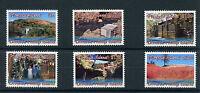 Norfolk Island 2016 MNH Diverse Phillip Island 6v Set Tourism Buildings Stamps