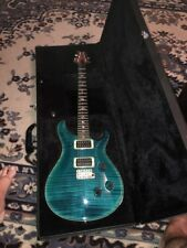 Paul Reed Smith(PRS) 20th Anniversary 10Top Custom24 Aqua/Creme Bindw/ Hard case