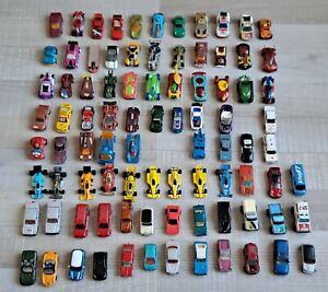Lot voitures miniatures Majorette Matchbox Hot wheels Corgi Maisto /jpj27