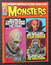 1981 Famous Monsters Magazine #170 Vg/Fn 5.0 Flash Gordon / The Awakening