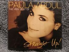 Straight Up! The Very Best Of Paula Abdul 2xCD New+Sealed Music Club Deluxe CD
