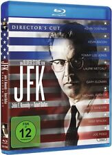 Blu-ray JFK - TATORT DALLAS - Director's Cut # Kevin Costner ++NEU