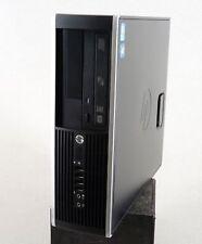 Hp 8200 Elite Computer Hyperthreaded i3-2120 3.3Ghz 4Gb 250Gb Windows 10 M8200-1