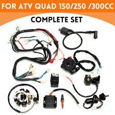 ELECTRICS WIRE MAGNETO STATOR WIRING HARNESS 150-250 300CC ATV QUAD Go Kart