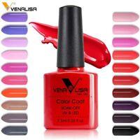Nail Art Design Manicure Venalisa 7.5Ml Soak Off Enamel Gel Polish LED UV Gel Na