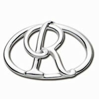 LeStage Convertible Monogram G Initial Clasp Sterling Silver
