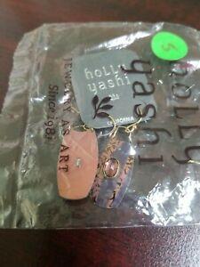Holly Yashi Wanderlust Drop Earrings!!