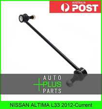 Fits NISSAN ALTIMA L33 - Front Left Hand Lh Stabiliser / Anti Roll Sway Bar Link