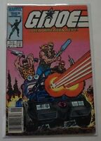 GI JOE ARAH #51 (1986) Marvel 1st App Cross Country Thunder Tollbooth Zandar