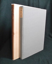 RARE BOOK POE'S BROTHER - HENRY POE BIOGRAPHY THOMAS MABBOTT EDGAR ALLAN