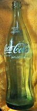 """Coca-Cola 26 oz bottle"""" Money Back Bottle"""", Ashland Wisconsin."""