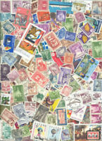 250 Worldwide Stamps - All Different!  Large, Commemoratives, Pictorials