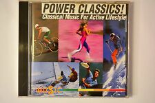 Power Classics Classical Music For Active Lifestyle  CD