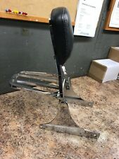*Harley-Davidson Rigid Mount Sissy Bar, Used, 00-Later Softail Models*