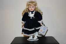 "Porcelain Doll ""The Samantha Doll Collection - Series 2000 by Samantha Medici"