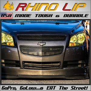 RhinoLip® GM Chevrolet Sonic Bolt Spark Sprint Corsa Kadett Nova Rubber Chin Lip