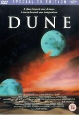 Dune Special TV Edition [DVD] Kyle MacLachlan, Virginia Madsen New and Sealed
