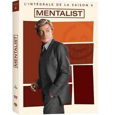 DVD - The Mentalist - Saison 4 - Simon Baker, Robin Tunney, Tim Kang, Owain Yeom