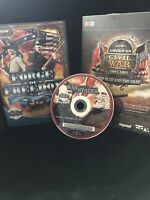 3 Civil War PC Games: Forge of Freedom/American Civil War/War Between The States