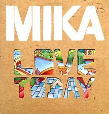 Mika CD Single Love Today - Europe (VG/EX+)