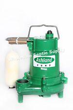 Ashland pump SPV-33 1/3 compatable with Zoeller M53 Submersible Sump Pump