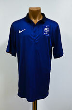 FRANCE 2011/2012 HOME FOOTBALL SHIRT JERSEY MAGLIA NIKE REPLICA