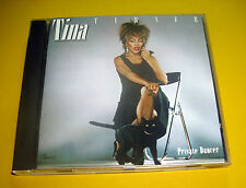 "CD "" TINA TURNER - PRIVATE DANCER "" 10 SONGS (WHAT'S LOVE GOT TO DO WITH IT)"