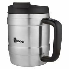 Bubba Keg Vacuum-Insulated Stainless Steel Desk Mug, 20 Oz., Licorice