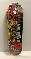 Cliche Last Supper Skateboard Deck Mark McKee Art 101 ~ Brand New