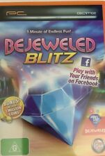 Bejeweled Blitz (PC CD ROM 2010)TESTED-RARE VINTAGE COLLECTIBLE-SHIPS N 24 HOURS