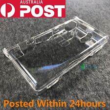 For Nintendo DS Lite Transparent Clear Crystal Hard Case Cover Shell Skin