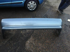 MERCEDES SL 300 R 129 REAR BUMPER IN SILVER (WILL POST WITH FREE P&P)
