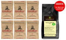 6er Pack Original Kaffee-Guarana AirmenBeans ♥ 500g Espresso Brasilien GRATIS