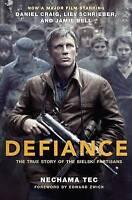 """VERY GOOD"" Defiance, Tec, Nechama, Book"