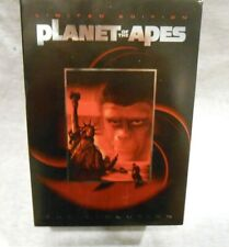 Planet of the Apes: The Evolution (Dvd, 2000, 6-Disc Set, Limited Edition Box Se