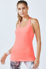 7fa5517761932 Fabletics Florence Fitted Multi Strap Tank Top Size 4-6 Uk BNWT RRP £48