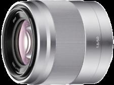 Objetivos Sony 50mm para cámaras