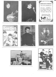 THE BEATLES 1992 AMERICAN IMAGES 36 CARD SET-RARE-LIMITED-FREE SHIPPING
