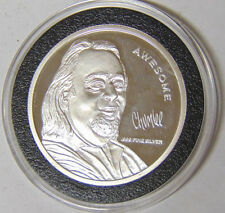 Pawn Stars Chumlee .999 Fine Silver 1 oz Round Gold and Silver Pawn Shop