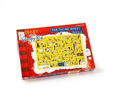 DIARIO di WIMPY KID la terza ruota Puzzle 250 pezzi