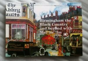 Birmingham the Black Country and Beyond with Mac an' 'Im