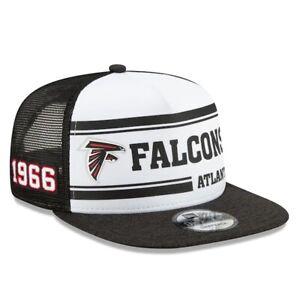 ATLANTA FALCONS NEW ERA 2019 NFL SIDELINE 39THIRTY FLEX HAT CAP SIZE L/XL NWT!