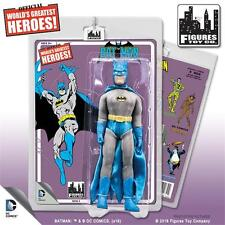 "DC Comics Batman Retro mego  8"" Comic Series BATMAN NEW mosc ships FREE"